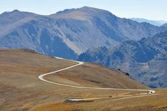 Best sights in Rocky Mountain National Park: Trail Ridge Road