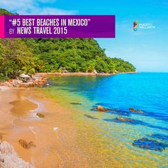 """Puerto Vallarta is among the """"Best Beaches in Mexico"""" according to U.S. News ranking."""