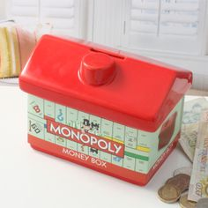 Monopoly Money Box | The Gift Experience