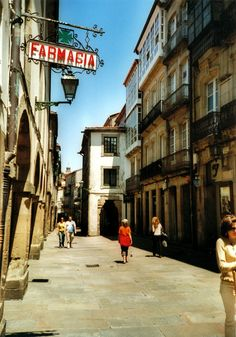 Camino de Santiago, junio de 2008. Día 28: Pedrouza (Arca)-Santiago de Compostela (17,5 km)