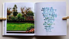 inspiration storyboard: Photo Book   Winter Magic