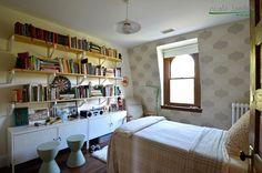 6 libros en el dormitorio Decohunter