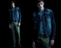 Dark Fall - FW 2012 - Lookbook