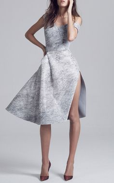 Tantric Cocktail Dress by Maticevski for Preorder on Moda Operandi. Love this new Australian designer.