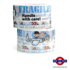 Super cute packing tape