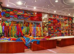 Indian Sari shop | ... it !- The top saree shopping spots in Pune | India Shopping Guide