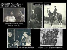 Alfonso XIII. Personalidad e intervención en la política Alfonso XIII en 1904 Jura de la Constitución por Alfonso XIII. 19...