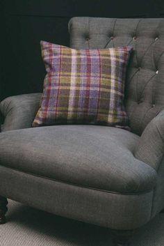 Gosford Grape Sofa Cushion