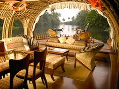Lakes & Lagoons Tour Co. Journey down the backwater treasure - Houseboats, Alleppey Houseboats