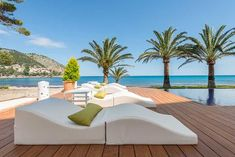 TOP 10 Hideaways Mallorca Hotel im Herbst Boutique Hotels, Menorca, Jacuzzi, Hotel Am Strand, Hotel Am Meer, Hotel Mallorca, Infinity Pool, Hotel Spa, Outdoor Furniture