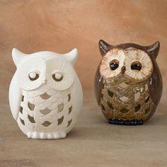5143 - OWL LANTERN