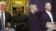 """Kanye West Meets With Donald Trump, """"Its Important To Have Direct Communication With Our President""""  You Can Follow Mr.Taliaferro On Twitter: @Itsmrtaliaferro  http://www.hiphopdugout.com/videos/kanye-west-meets-with-donald-trump-its-important-to-have-direct-communication-with-our-president"""
