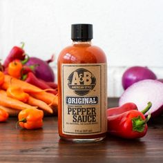 Original Pepper Sauce by A&B American Style on Gourmly