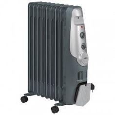 Ηλεκτρικό Καλοριφέρ λαδιού 2000W   - 9 φέτες  - 3 επίπεδα ρύθμισης (800/1200/2000W)  - Επιπλέον ρύθμιση θερμοκρασίας με θερμοστάτη  - Ενδεικτική λυχνία  - Βολικό μάζεμα καλωδίου  - Κινούμενο με 4 ροδάκια  - Προστατευμένοι διακόπτες ασφαλείας  - Τροφοδοσία: 230V, 50Hz  - Μεικτό βάρος: 13kg  - Καθαρό βάρος: 12.5kg
