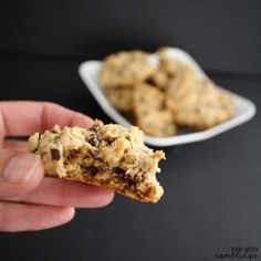 Our family favorite new cookie recipe. As a bonus this delicious chocolate chip cookie recipe also helps nursing moms boost their milk supply but everyone can (and does enjoy them) - Rae Gun Ramblings