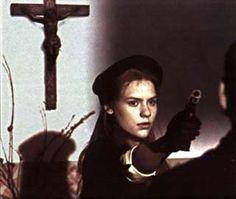 """Claire Danes (Juliet Capulet Montague) in """"Romeo + Juliet"""" (1996)"""