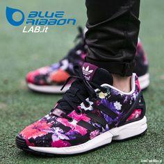 adidas zx flux k uomo