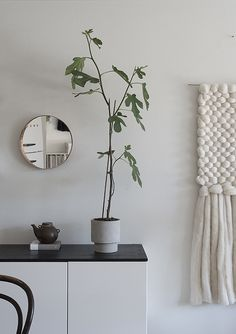 Feeling the summer Woven Wall Hanging, House Styles, Interior Design, Inspiration, Home, Interior, Hanging, Wall