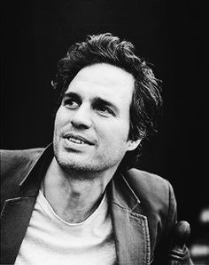 Mark Ruffalo, one of my favorite actors
