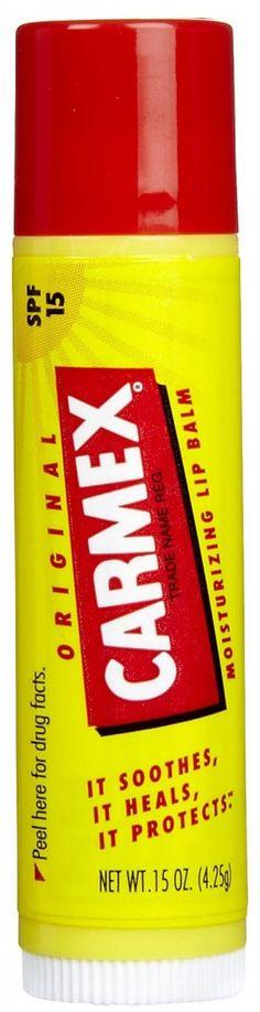 Carmex Lip Balm, Only $0.50 at Walgreens!