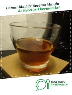 LICOR CASERO DE NARANJA Y CAFE por momentin. La receta de Thermomix<sup>®</sup> se encuentra en la categoría Bebidas y refrescos en www.recetario.es, de Thermomix<sup>®</sup>