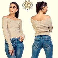 Tops Shirts & Tees For women - Latest Fashion in Abu Dhabi - Brandsea Online Shopping Uae, Latest Fashion For Women, Womens Fashion, Tees For Women, Dubai, Tee Shirts, Ruffle Blouse, Elegant, Clothing