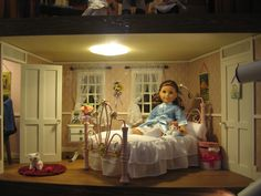 https://flic.kr/p/6W5cZV | American Girl Place Chicago | Rebecca Rubin display at AG Place Chicago  -- July 2009