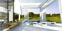 26 stunning luxury real estate properties each benefitting from lakefront and golf-fronted location within the luxury resort of Quinta do Lago, Portugal