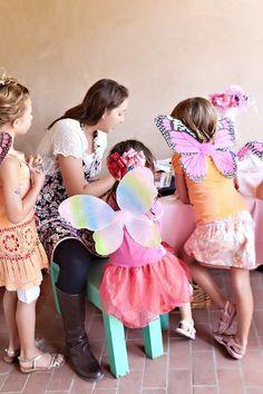 Butterfly Garden Party
