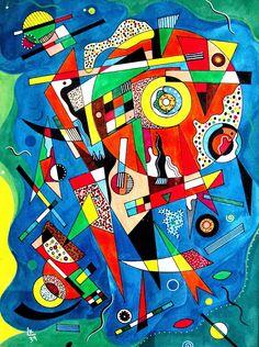 Wassily Kandinsky 1939