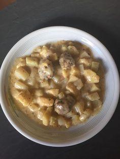 Kohlrabi-Kartoffel-Topf mit Hackbällchen von ClaudiB69 auf www.rezeptwelt.de, der Thermomix ® Community