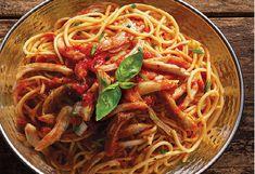 Recetario Koh Tao, Fajitas, Bbq, Spaghetti, Ethnic Recipes, Ideas, Food, Vestidos, Shredded Chicken