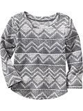 Waffle-Knit Tee for Baby