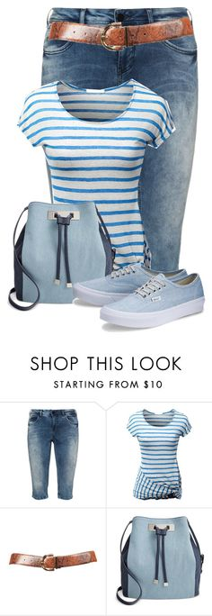 """Untitled #17345"" by nanette-253 ❤ liked on Polyvore featuring Zizzi and INC International Concepts"