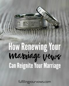 Does it feel as though you and your spouse are like ships passing in the night? ::; fufillingyourvows.com