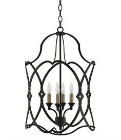 Charisma Lantern design by Currey & Company