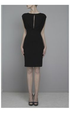 A LBD ANY BODY SHAPE COULD ROCK... Preorder Yiqing Yin Spring Summer 2014 at MyBeautifulDressing.com
