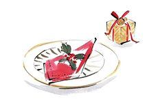 Illustrations by Yoco Nagamiya at Dutch Uncle Christmas Offers, London Christmas, Christmas 2017, Christmas Cards, Xmas, Christmas Stuff, Christmas Tree Images, Christmas Doodles, Christmas Illustration