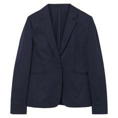 GANT Damen Blazer für coole Pendler (36) Blau Jetzt bestellen unter: https://mode.ladendirekt.de/damen/bekleidung/blazer/sonstige-blazer/?uid=758ce0b9-97bc-599a-8015-2d8f296f3fa8&utm_source=pinterest&utm_medium=pin&utm_campaign=boards #sonstigeblazer #blazer #bekleidung #women