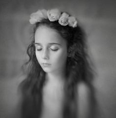 Lullaby Of Spring by Alina Mayboroda, Photography Portrait Sketches, Sugar And Spice, Photo Galleries, Black And White, Spring, Artist, Authors, Style, Congratulations