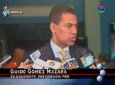 Guido Acusa A Jefe PN De Actuar En Complicidad Con Miguel Vargas En Convención PRD #Video