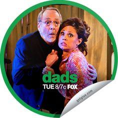 Steffie Doll's Dads: Foul Play Sticker | GetGlue