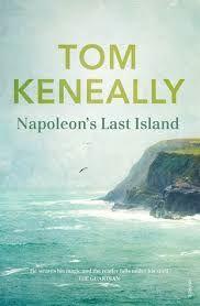 Book set on an island.
