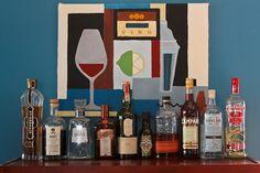 how to store liquor