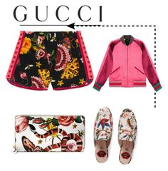 """Contest Entry"" by sa-sarah on Polyvore featuring Gucci"