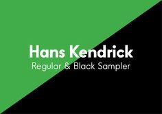 Hanken Design Co.: Hans Kendrick Sampler Combo
