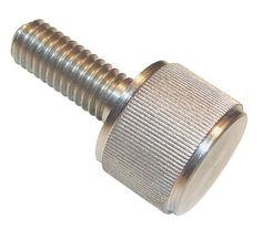 300 Series Stainless Steel Thumb Screw Plain Finish Knurled Head Oversized Head 1 Length Fully Threaded 51618 UNC Threads Made in US NumberOfItems 1 FastenerSize 1012 ThreadCoverage Fully Threaded ThreadSize 51618 ItemLengthString 1 inches Model PS40SS *** Visit the image link more details.