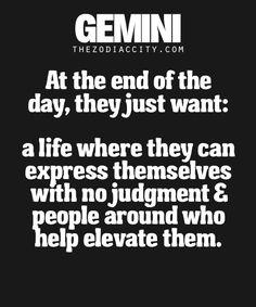 Zodiac Gemini Facts. | TheZodiacCity.com