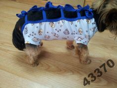 Pelo*UBRANKO koszulka pooperacyjna dla psa kota 2