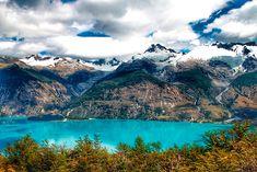 Raincoats For Women Rainy Days Key: 1682260305 Into The Wild, Patagonia, Low Maintenance Landscaping, Yard Landscaping, Cruise, Villa, Island, Mountains, Landscape